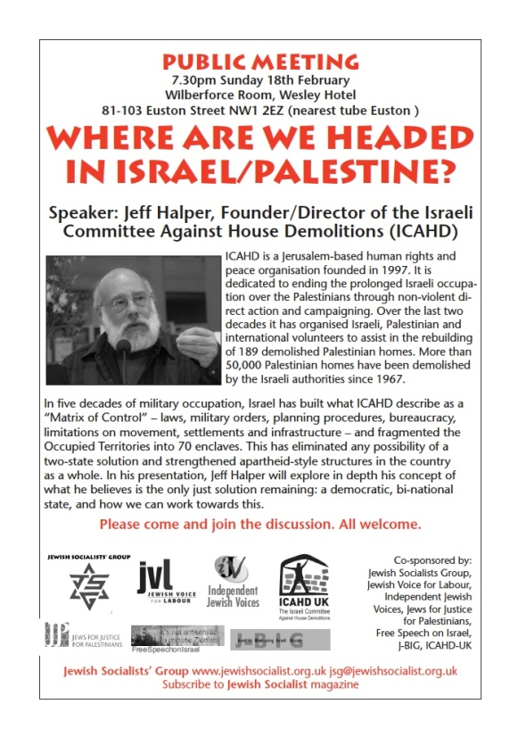 jeff halper meeting 180218